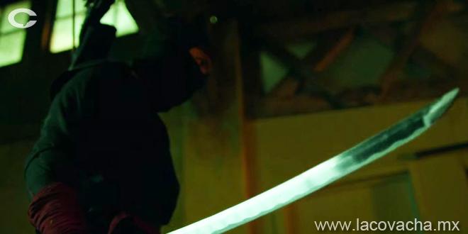 ¡Mira, un ninja!