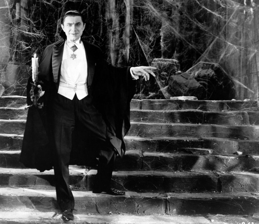 Bela Lugosi se convirtió en la primera imagen icónica del Conde Drácula.