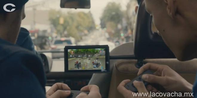 Regresan las retas al Mario Kart