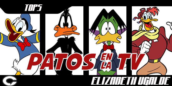Top 10 Los Patos Más Patosos De La Tv La Covacha