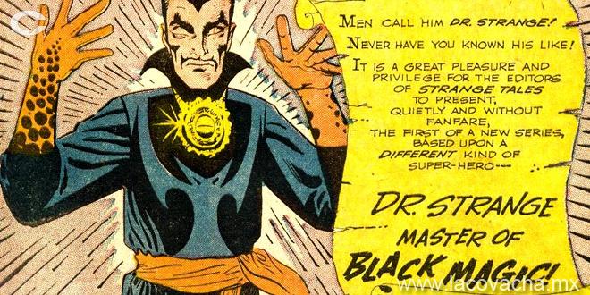 """Otra opción era llamarle """"Amo de la Magia Afroamericana"""", pero no pegó"""