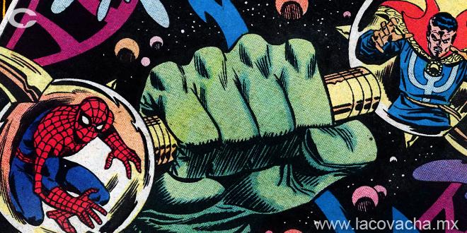 La poderosa mano de Ditko