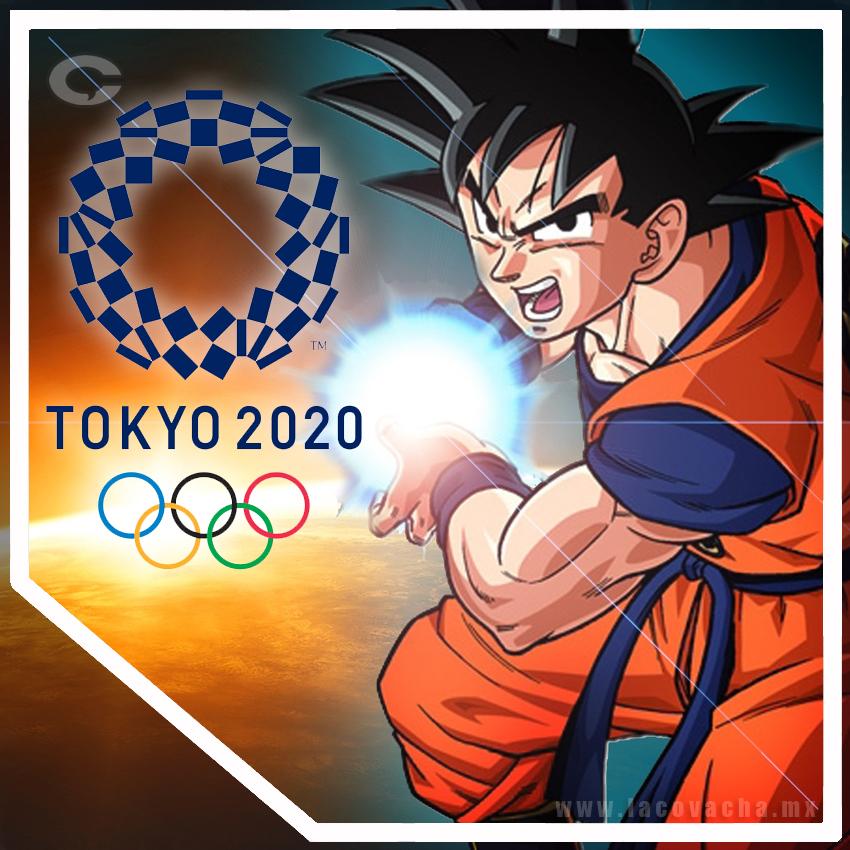 Eventos Goku Naruto Y Sailor Moon Son Embajador De Los Juegos
