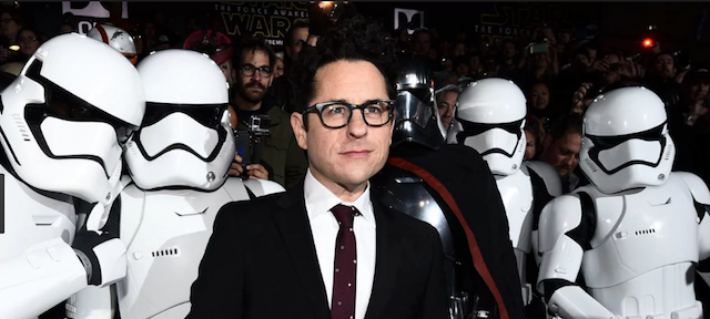JJ Abrams con Stormtroopers