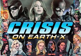 Crisis On Earth X- Arrowverse