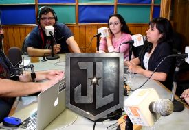 Justice League - La Covacha Radio