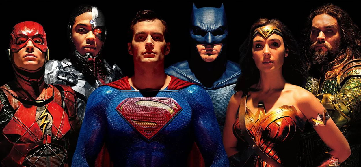 Justice League Reseña