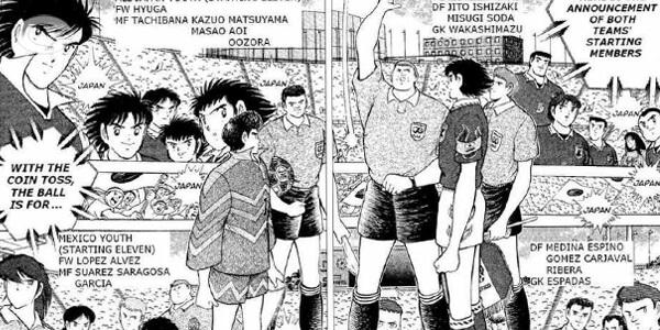 Resultado de imagen para captain tsubasa manga