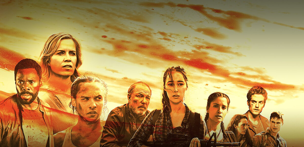 AMC prepara la temporada 4 de Fear The Walking Dead | La Covacha