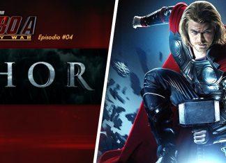 Thor - Rumbo a Infinity War