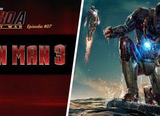Ironman 3 Rumbo a Infinity War