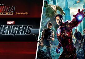 RIW Avengers Vengadores de Marvel