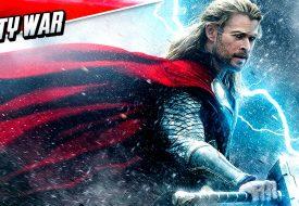 Thor Un Mundo Oscuro