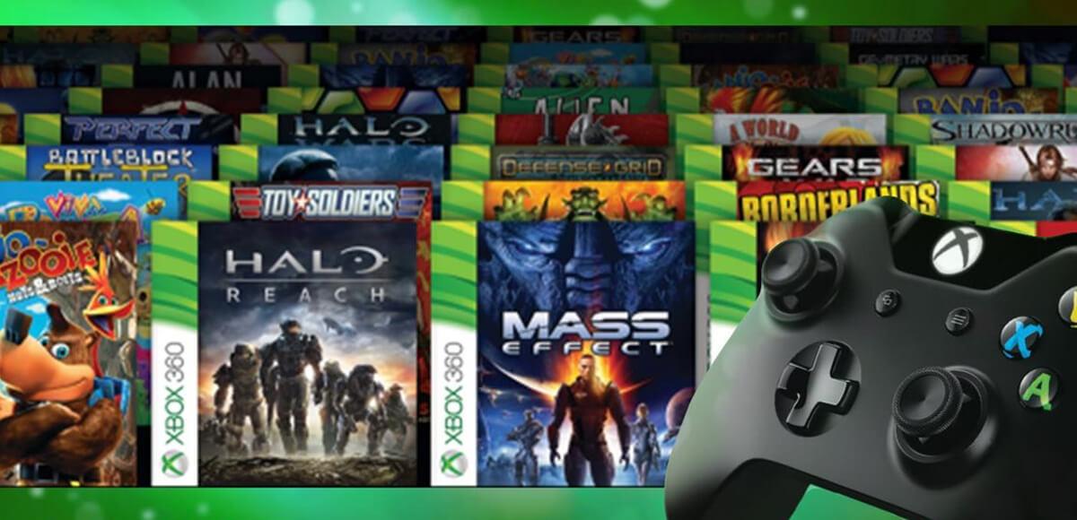 Nueva Vida A Viejos Juegos Con La Compatibilidad De Xbox One La