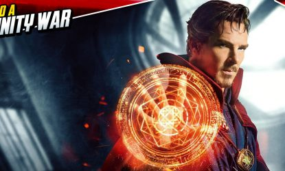 Doctor Strange Rumbo a Infinity War