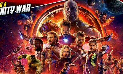Infinity War Reseña Podcast