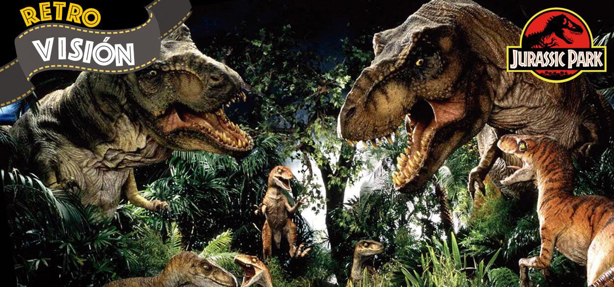 Retrovisión - Jurassic Park