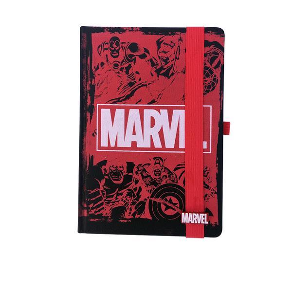 Libreta Premium de Marvel