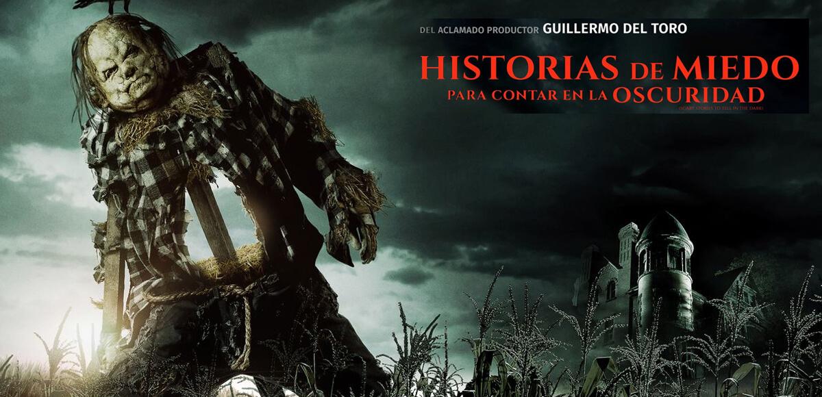 Guillermo Del Toro Y André øvredal Traen Historias De Miedo Para Contar En La Oscuridad 3d Cine